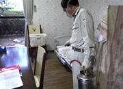 害虫防除業務