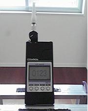 ホルムアルデヒド他VOC濃度測定、臭度測定